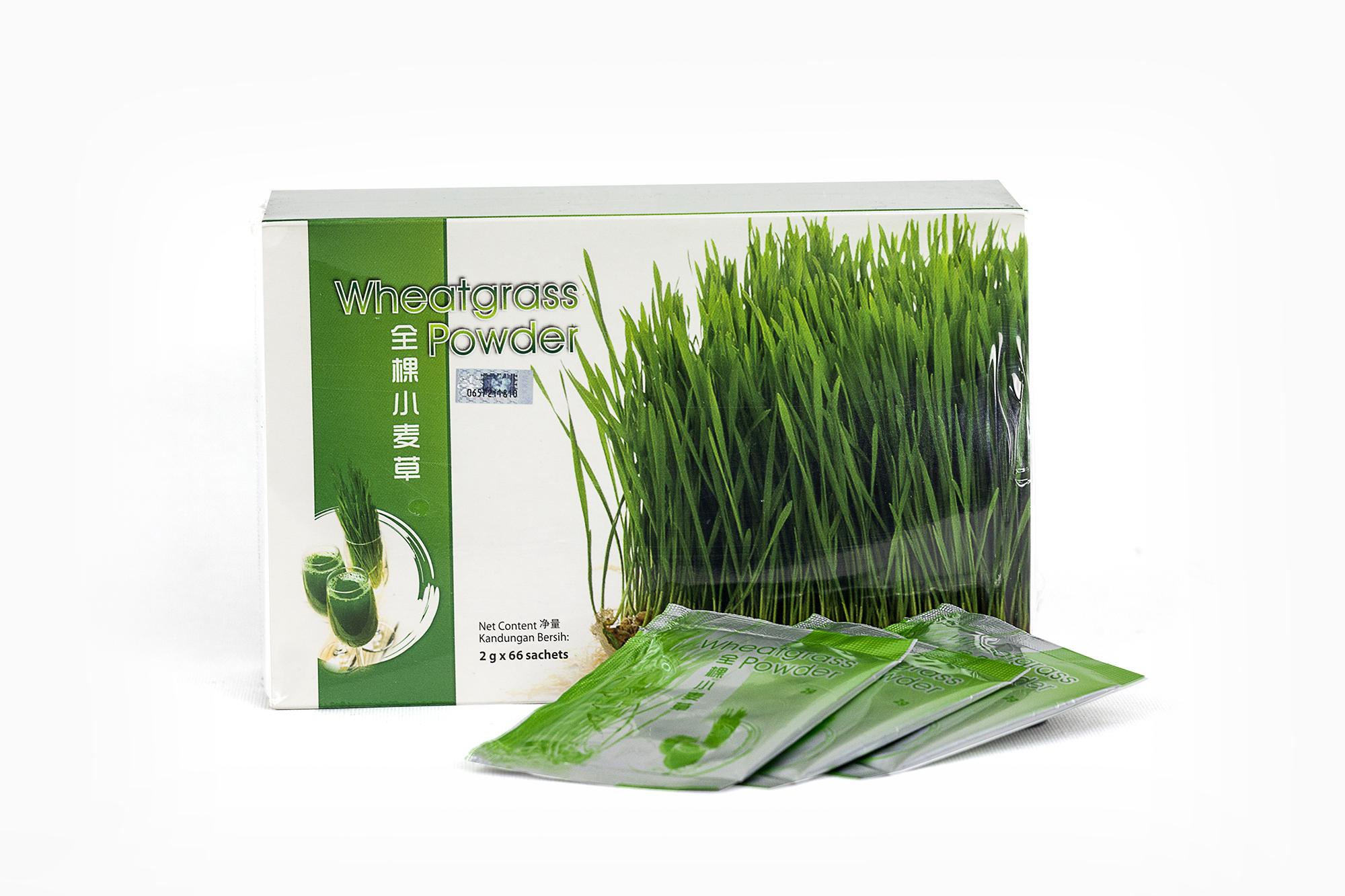 Wheatgrass Powder 2gx60sachets